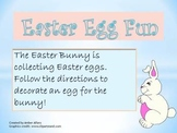 EASTER EGG FUN INTERACTIVE POWER POINT GAME/ACTIVITY ~ PRIMARY GRADES