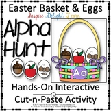 EASTER EGG PHONICS HUNT