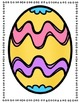 EASTER EGG WRITING SHEETS