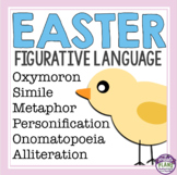 EASTER FIGURATIVE LANGUAGE