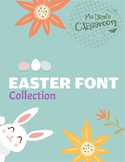 EASTER FONT COLLECTION