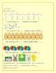 EASTER HOLIDAY MATH QUIZ: SIMPLE ADDITION, BILINGUAL/ESL, SPANISH GRADES K-2
