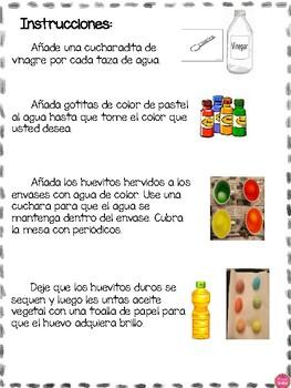 EASTER IN SPANISH