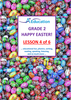 EASTER - Lesson 4 of 6 - Grade 2