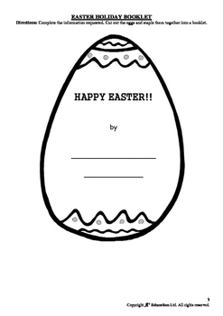 EASTER - Lesson 6 of 10 - Grades 5&6