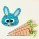 EASTER MATH ACTIVITIES - FIFTH GRADE BUNNY AND CARROT