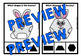 PRESCHOOL EASTER MATH CENTER KINDERGARTEN (BUNNY SHAPES RECOGNITION CLIP CARDS)