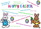 EASTER PACKAGE - Language, listening & early phonological