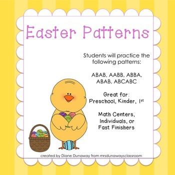 EASTER Patterns