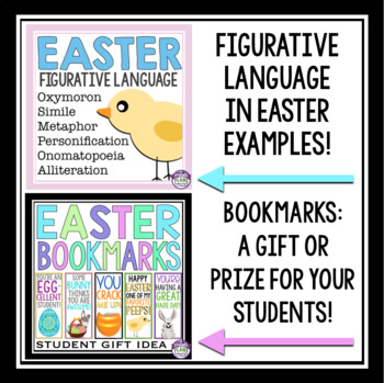 EASTER READING & WRITING ACTIVITIES & ASSIGNMENTS