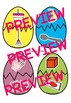 EASTER LITERACY CENTER: RHYMING ACTIVITIES: RHYMING WORDS GAME: RHYMING CENTER