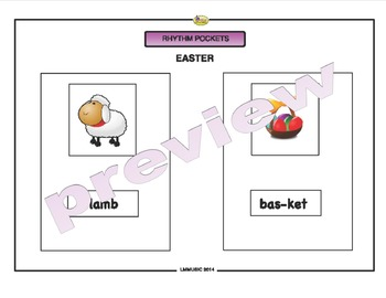 EASTER/SPRING RHYTHMS BUNDLE