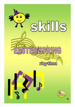 EASTER/SPRING RHYTHMS BUNDLE