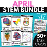 EASTER STEM STATIONS BUNDLE for APRIL