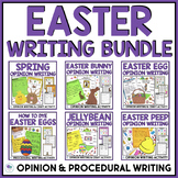 OPINION WRITING - EASTER WRITING ACTIVITIES
