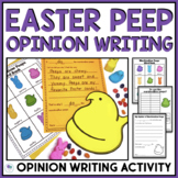 EASTER WRITING ACTIVITY -  PEEPS