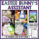 Easter Writing Easter Bunny's Assistant Digital Google Sli