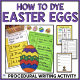 EASTER WRITING ACTIVITY - NARRATIVE WRITING