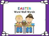 EASTER ~ Word Wall Words