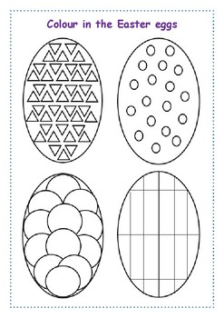 EASTER fun pages