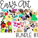 EASY ART YEAR LONG BUNDLE!
