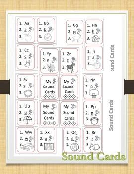 EASY Kinder Sound Cards