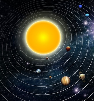 EASY LEARNING OF THE SOLAR SYSTEM
