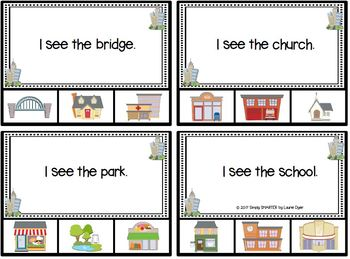 EASY PREP Community Math and Literacy Center Activities Bundle