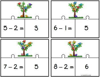EASY PREP Spring Math and Literacy Center Activities Bundle