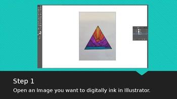EASY Photoshop & Illustration Tutorial for Digital Inking