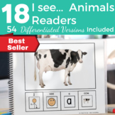 EASY READERS Animal BUNDLE 36 Books