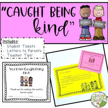 Caught Being Kind Tickets