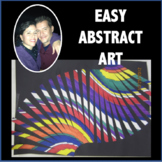 EASY abstract ART