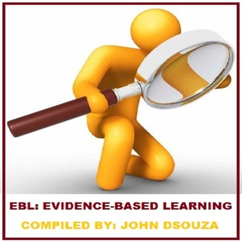 EBL: EVIDENCE-BASED LEARNING