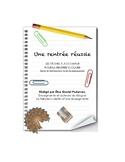 EBook Comment préparer la rentrée scolaire / How to Plan f