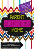 EC-Kindergarten Parent Daily and Weekly Notes - SPANISH VE