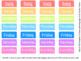 EC Teacher Lesson Planner Editable Tabs