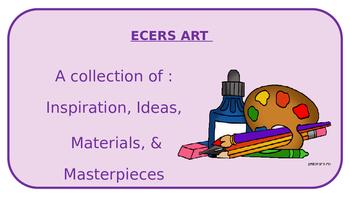 ECERS Art Inspiration Book