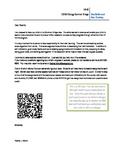 ECHS biology summer bridge welcome letter