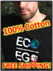 ECO OVER EGO T-Shirt (Environment, Trump, Global Warming)