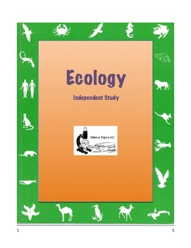ECOLOGY Independent Study