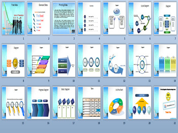 ECONOMIC GROWTH POWERPOINT TEMPLATE