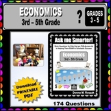 ECONOMICS Content Questions 3rd - 5th Grade