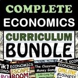 Economics Full Curriculum Bundle - Full Year - Distance Le