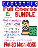 ECONOMICS FULL COURSE GROWING BUNDLE Everything You Need Plus MORE