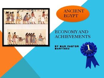 ECONOMY AND ACHIEVEMENTS_ANCIENT EGYPT
