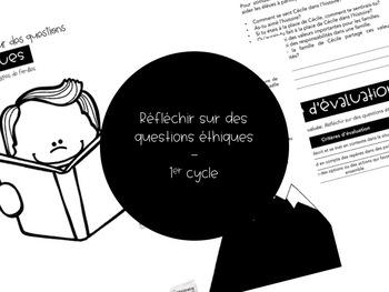 ECR // Les types de familles: dialogue éthique