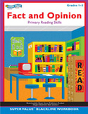 Fact and Opinion (Grades 1-3)