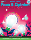 Fact and Opinion: Spanish Version (Grades 4-5)