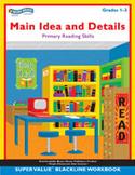 Main Idea and Details (Grades 1-3)